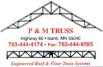 P and M Truss