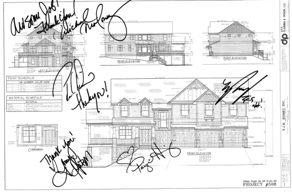 Extreme makeover home plans house design plans for Extreme house plans